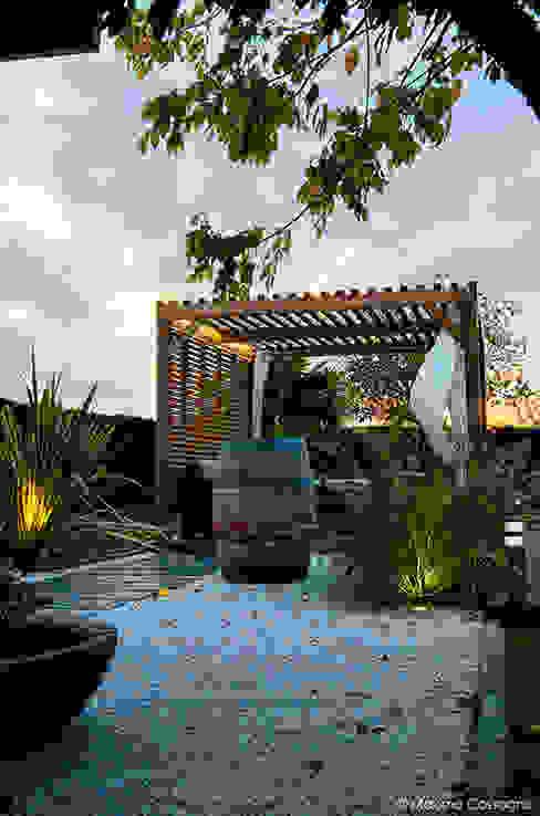 """ Un JARDIN DESIGN chez soi "" Jardin moderne par E/P ESPACE DESIGN - Emilie Peyrille Moderne"