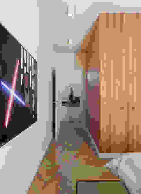 Minimalistische slaapkamers van José Tiago Rosa Minimalistisch