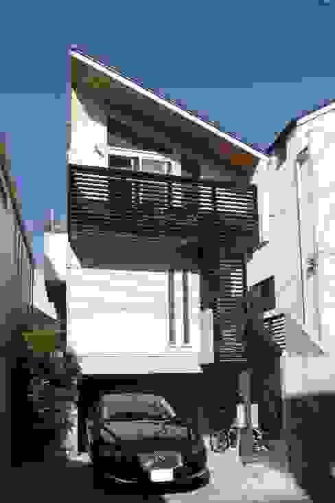 스칸디나비아 주택 by アトリエグローカル一級建築士事務所 북유럽