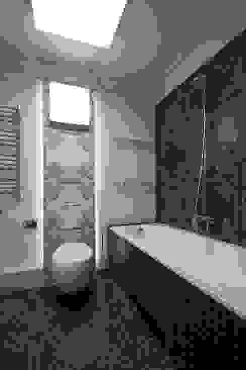 Ванная Ванная комната в стиле минимализм от homify Минимализм