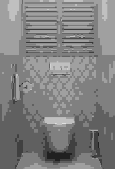 Skandynawska łazienka od Ольга Бондарь Skandynawski