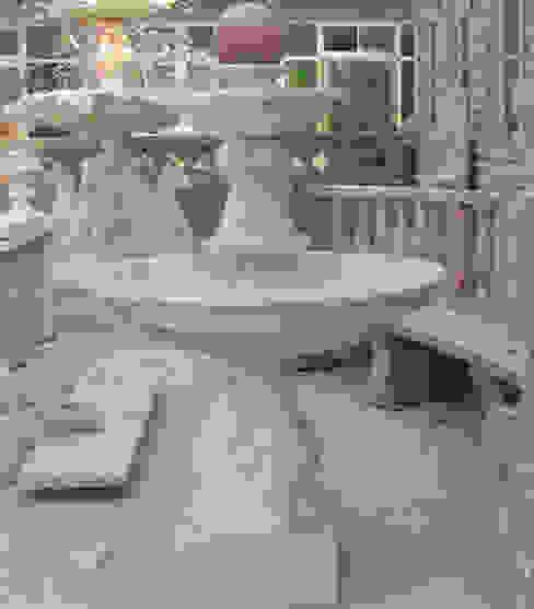 Marble Fountains Vinod Murti Museum Modern style gardens Marble