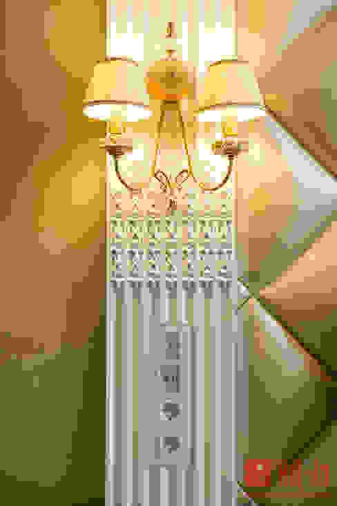 Роскошный оникс в Умном Доме Стены и пол в эклектичном стиле от Art-In Эклектичный