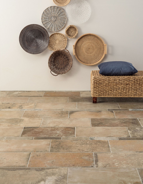 ​TERRE NUOVE Collection | THE MULTIPLE SOLUTIONS OF SIMPLICITY Oleh Ceramica Sant'Agostino Mediteran