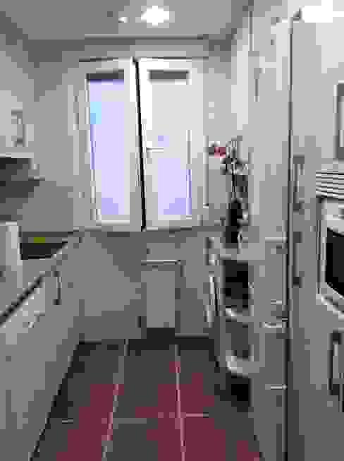 Después de la reforma. Vista de la cocina de Arquigestiona Reformas S.L.