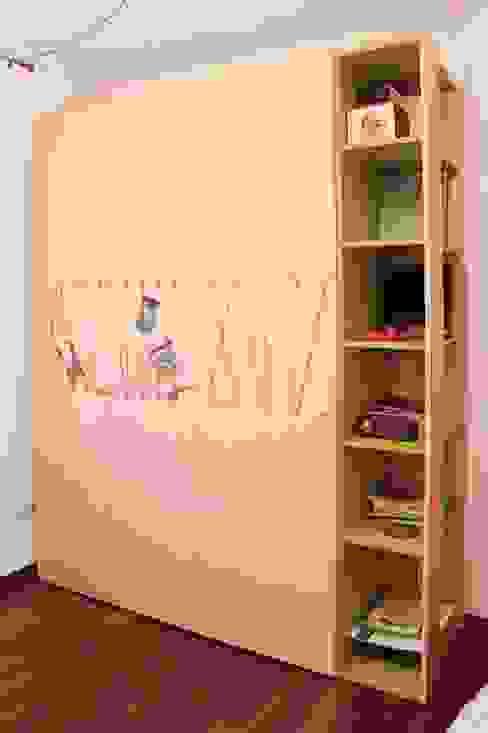 Chambre moderne par OGARREDO Moderne