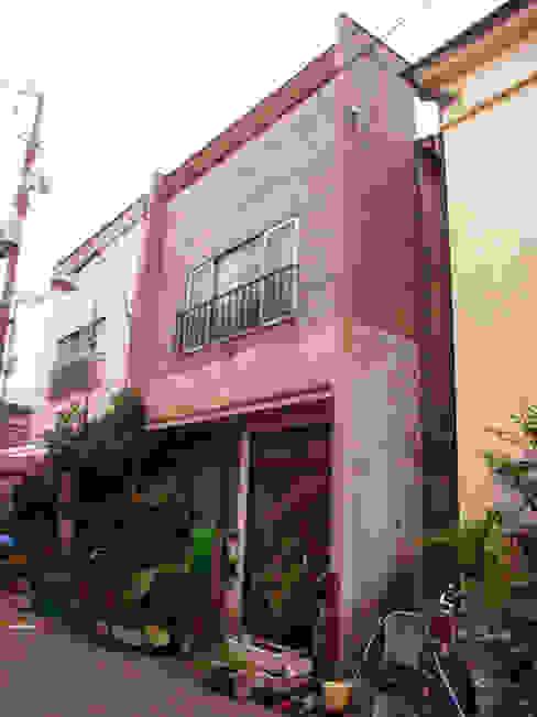 葛飾の住宅: ㈱姫松建築設計事務所が手掛けた現代のです。,モダン