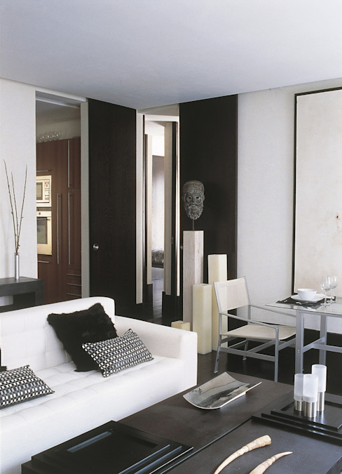 BOH Salones de estilo moderno de MILLENIUM ARCHITECTURE Moderno