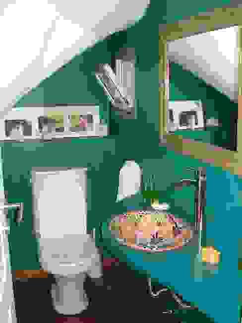 Toilette Baños de estilo rústico de Fainzilber Arqts. Rústico