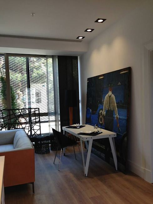 SPR TASARIM MIMARLIK IC MIMARLIK DANISMANLIK Modern Living Room