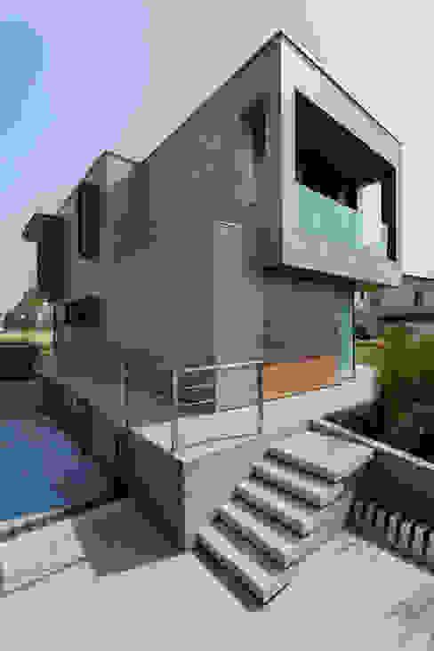 Projekty,  Domy zaprojektowane przez simone10, Nowoczesny