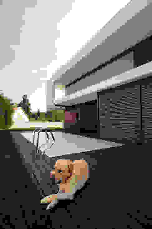 Modern houses by TRAMA arquitetos Modern