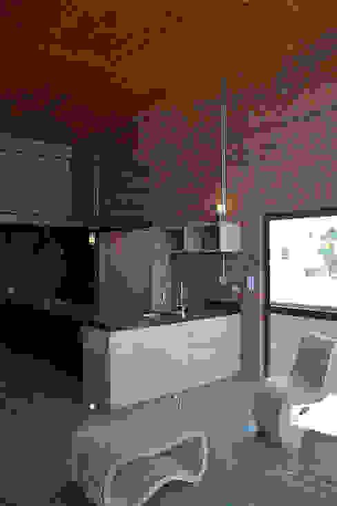 Sol 25_22 Cocinas industriales de Proyecto Cafeina Industrial Madera Acabado en madera