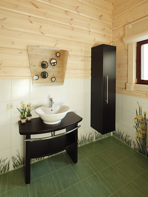 Country style bathroom by Marina Pennie Design&Art Country