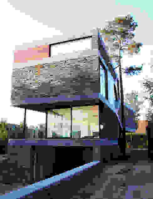 Villa van Lipzig:  Huizen door Loxodrome design&innovation,
