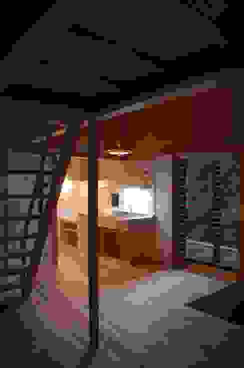奏でるsumai モダンな キッチン の 一級建築士事務所アトリエ樫 モダン