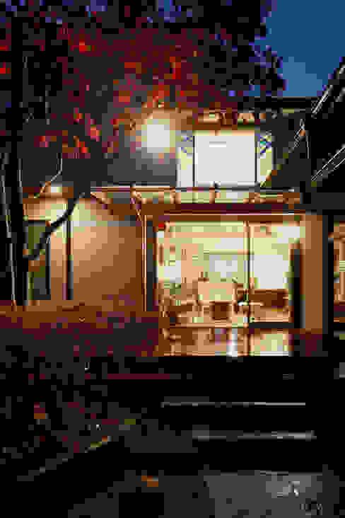南夕景 竹内建築設計事務所 オリジナルな 家