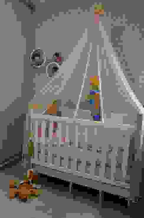 Детские комнаты в . Автор – TRES MAIS arquitetura, Модерн