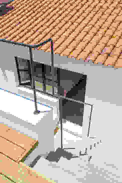 Casa do Largo Casas modernas por homify Moderno