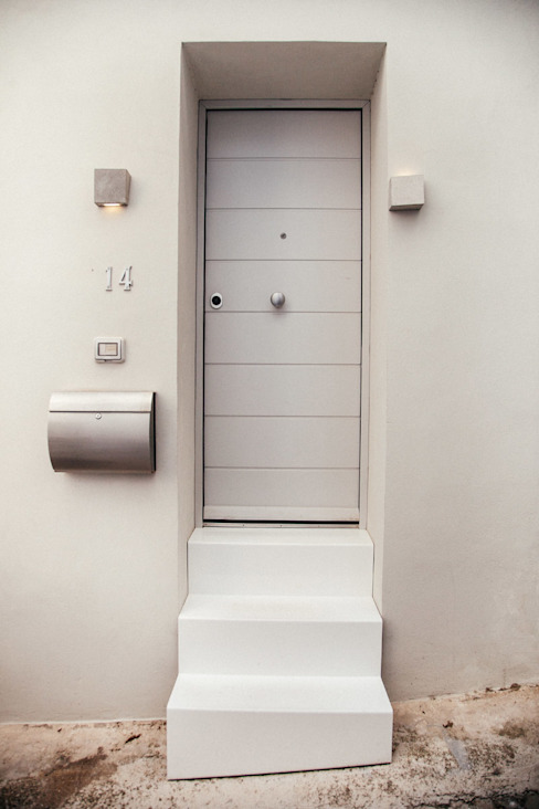Houses by Ossigeno Architettura,