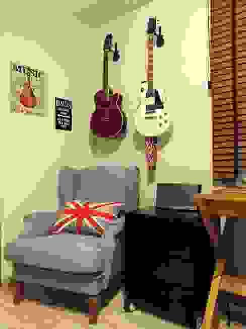 Rock Your Room Studio Olga 에클레틱 아이방 파랑
