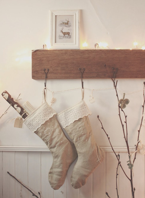 My winter home + A woodland Christmas de La Maison Boop! Moderno