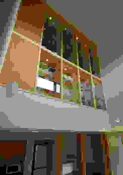 โดย K+Yアトリエ一級建築士事務所 สแกนดิเนเวียน