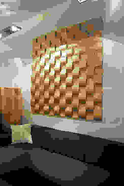 3D Decorative Panel - Loft System Design - model Twist de Loft Design System Moderno