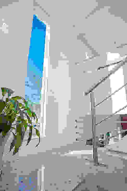 走廊 & 玄關 by Patrícia Azoni Arquitetura + Arte & Design, 現代風