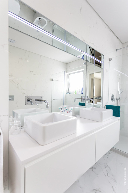 house 116 Moderne Badezimmer von bo | bruno oliveira, arquitectura Modern Keramik