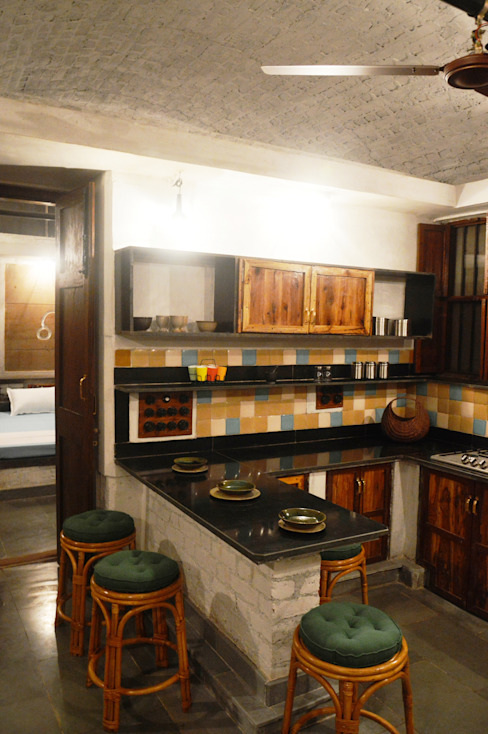 Kitchen by The Vrindavan Project, Modern