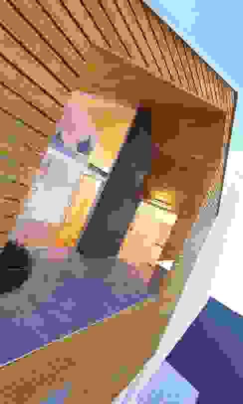 Rúben Ferreira | Arquitecto의  주택