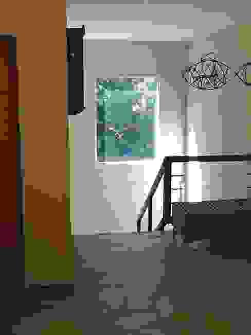 Casa Pinamar -Fragata 25 de Mayo Livings modernos: Ideas, imágenes y decoración de Ardizzi arquitectos Moderno