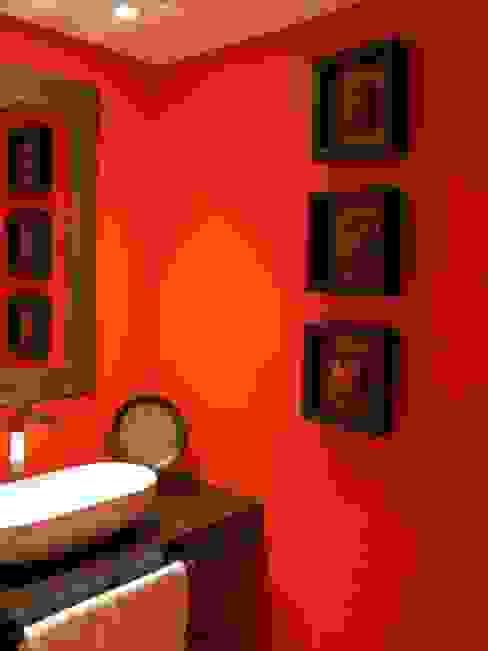 Toilette Baños eclécticos de MS ESTUDIO DE ARQUITECTURA Ecléctico