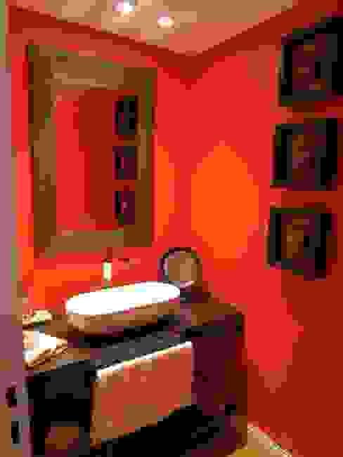 Toilette: Baños de estilo  por MS ESTUDIO DE ARQUITECTURA
