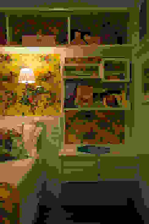 ARQ Ana Lore Burliga Miranda Country style bedroom Textile Yellow