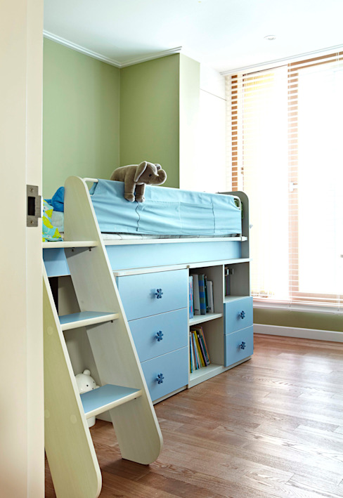 Nursery/kid's room by housetherapy,