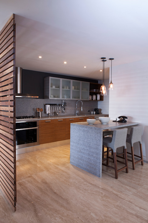 Moderne Küchen von Basch Arquitectos Modern
