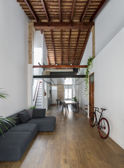 Houses by amBau Gestion y Proyectos, Modern