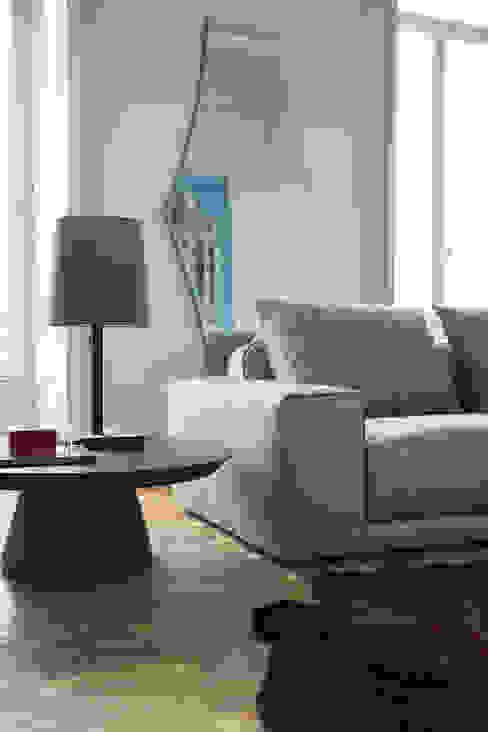 Soggiorno 3 - b Alberta Pacific Furniture Soggiorno classico