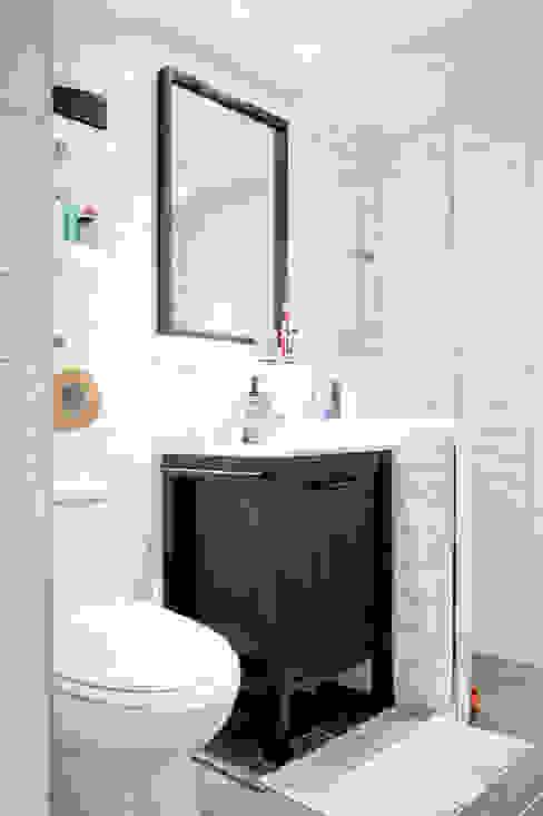 대전광역시 서구 둔산동 햇님마을 아파트 27PY: 위드디자인의  욕실