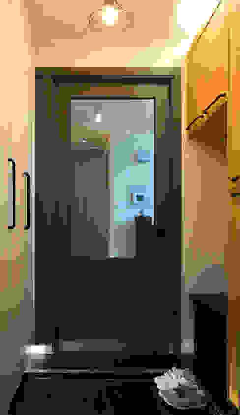 대전광역시 서구 둔산동 햇님마을 아파트 27PY: 위드디자인의  복도 & 현관