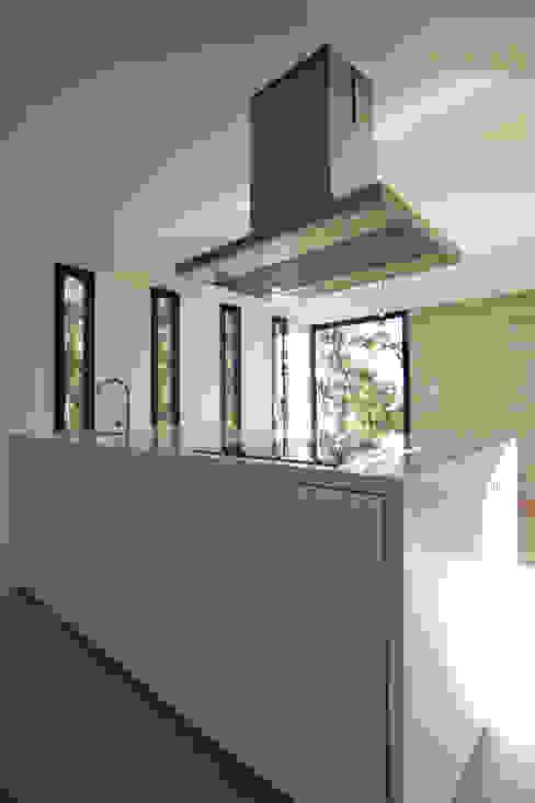 Detalle de la cocina Cocinas de estilo minimalista de Comas-Pont Arquitectes slp Minimalista