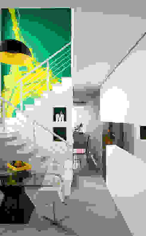 Dining room by Magno Moreira Arquitetura