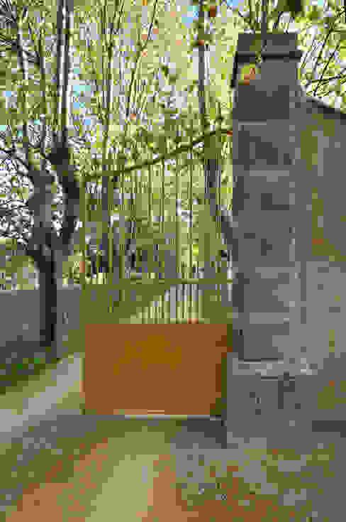 portail goodnova godiniaux Jardin méditerranéen