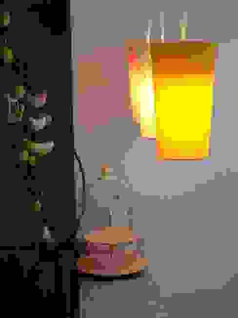 patisserie bölümü aydınlatma cyprus interiors Yeme & İçme Sarı