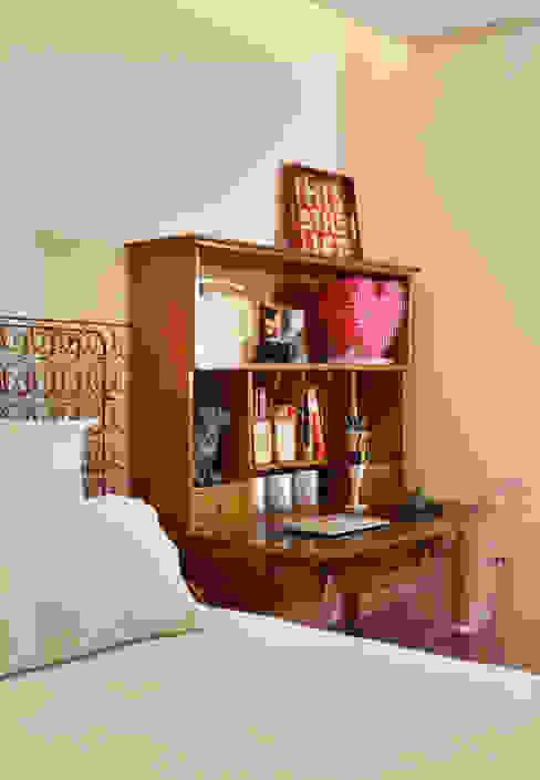 Mariana Dornelles Design de Interiores Eclectic style bedroom