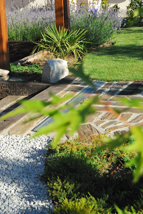 Jardín de montaña El creador de paisajes Jardines de estilo rústico