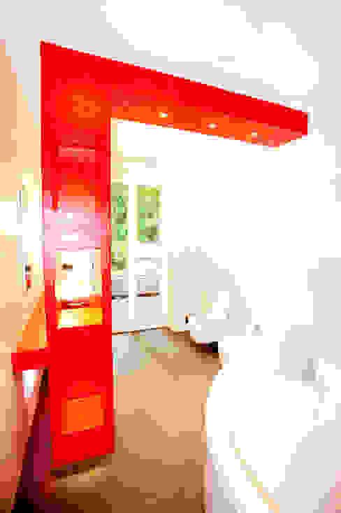 RESIDENZA PRIVATA | Torino | 2013 Bagno moderno di studio AGILE Moderno
