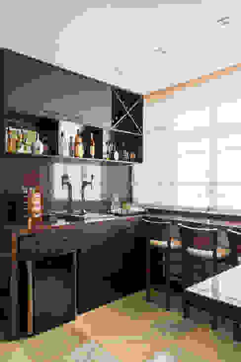 Гостиная в стиле модерн от Melina Mundim | Design de Interiores Модерн